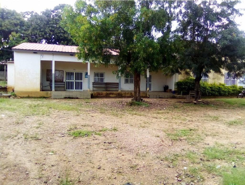 Lehrsaal der Pasch-Schule in Sokodé
